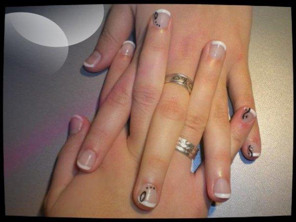 gel sur vrais ongles