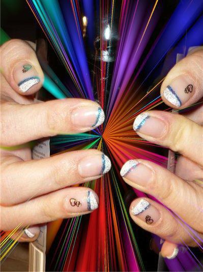 pose gel sur vrais ongles