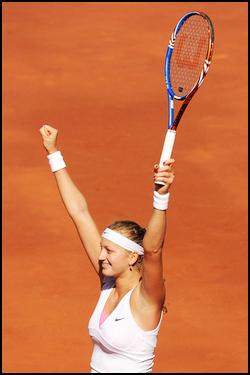 Pour en connaitre plus sur Petra Kvitova.
