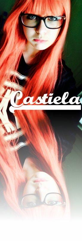juste parce que j'ai modifiée une photo de moi pour voir comment je suis avec les cheveux rouge..