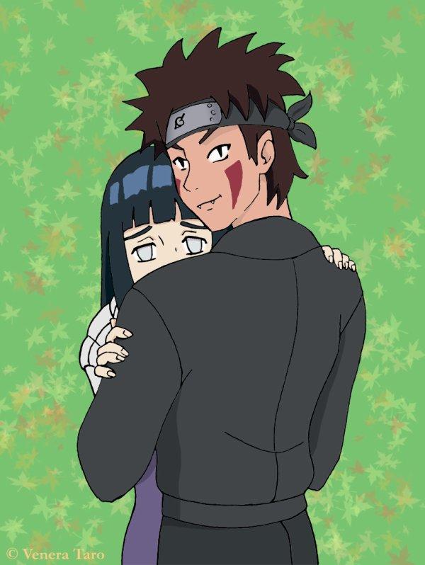Hinata et Kiba