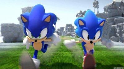Sonic... Bien plus qu'un héros de jeux video !