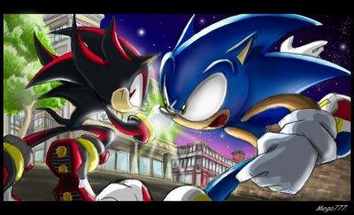 Sonic ⊙ Shadow