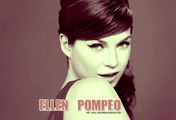 . justgreys, ta source d'actualité sur la magnifique Ellen Pompeo, Alias Mérédith Grey dans Grey's Anatomy. .