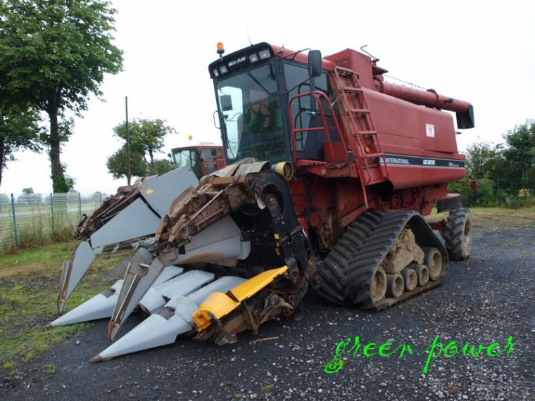 case ih axial flow 1680
