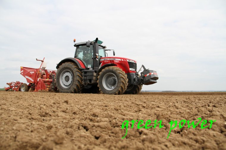 plantation patates 2016 chantier 1