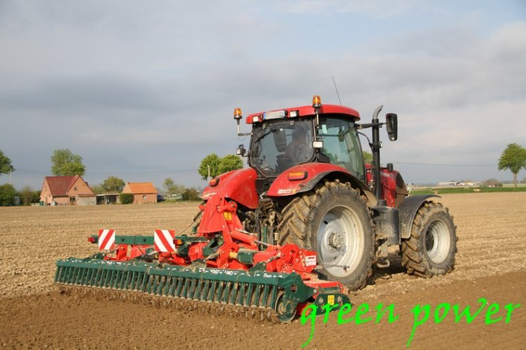plantation de patates 2016 chantier 3