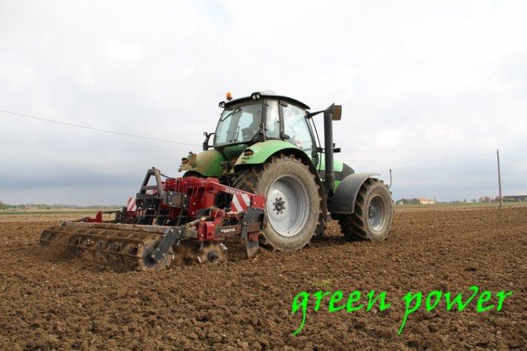 plantation de pdt 2016 chantier 4