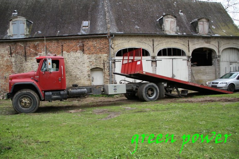 camion ih S1900