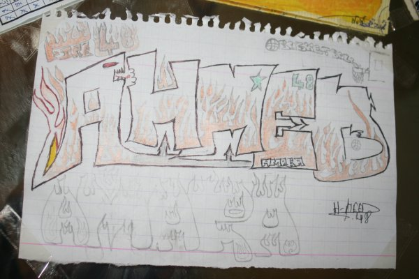 Graffiitii by AHMED
