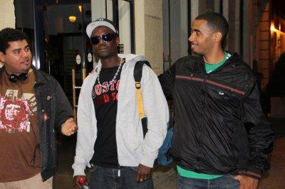geep ahmad neuss live fete de la musik a chatelet underground tour nestros troop 2011