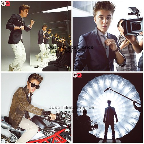 16.05.12 Justin Bieber in M&G Wanto Tango + Première vidéo Viddy + others news