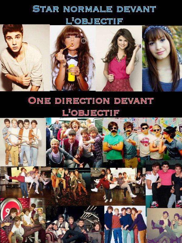 Pourquoi les One Direction sont différents des autres stars :