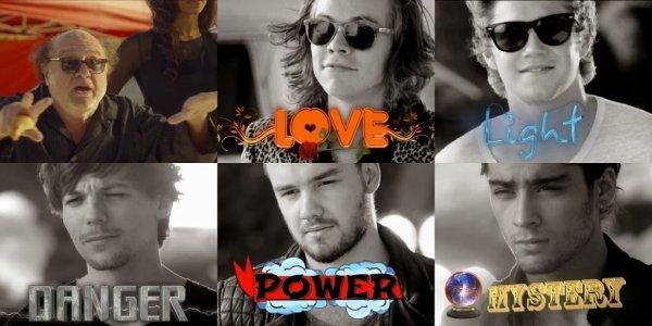 J'ai hâte de connaître le prochain clip des boys!!!!♥♡♥♡
