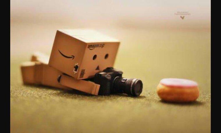 La photo façon Danbo