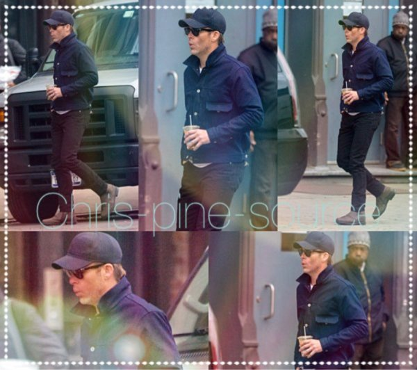 → Chris le 11 Avril ▬ A un meeting à Los Angeles ←