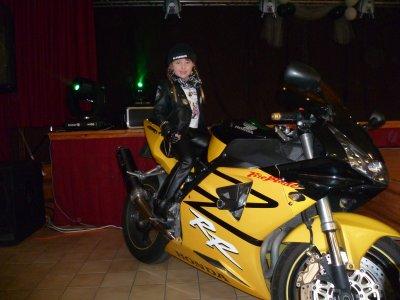 élection miss biker's