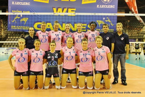Nantes Volley Féminin