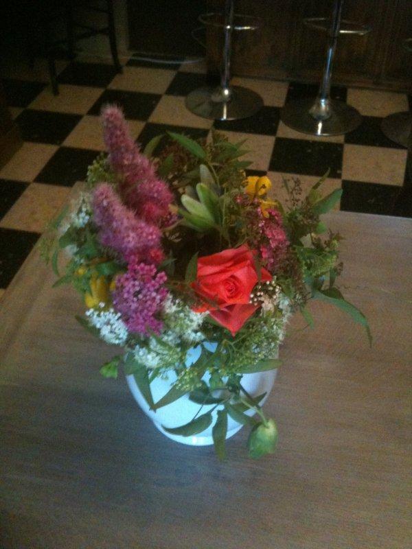 Bouquet fait par mes soins :)