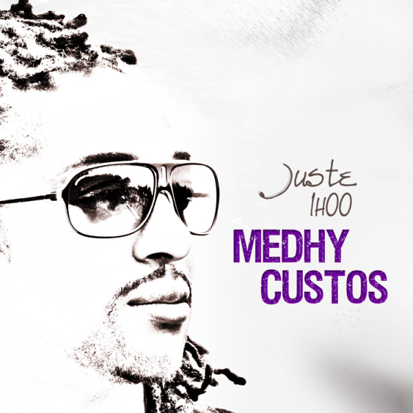 "Medhy Custos nouveau single ""Juste 1H"""