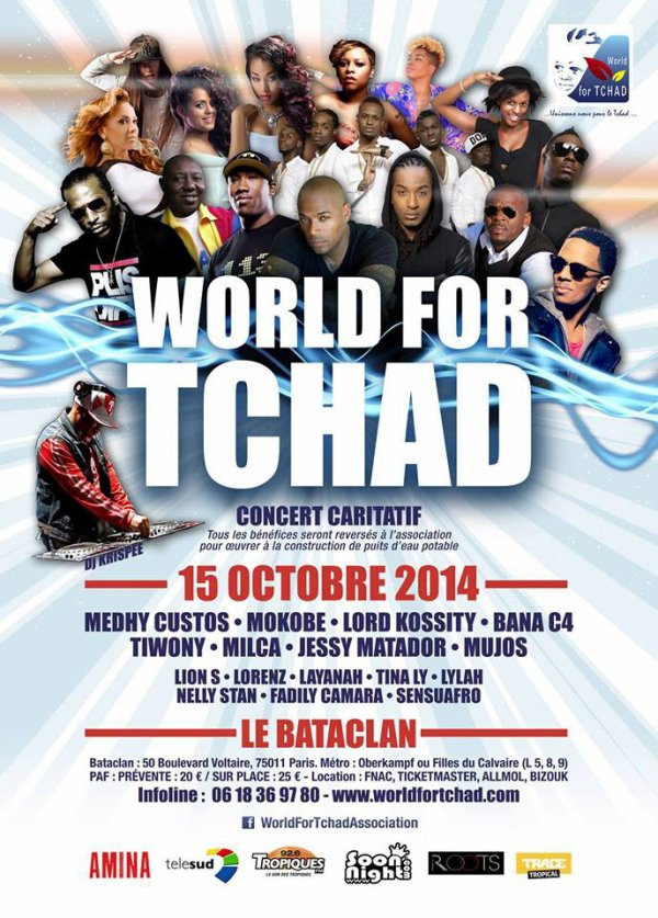 World For Tchad...