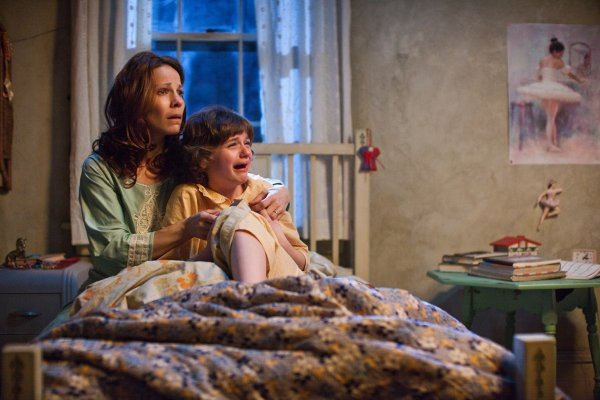 // THE CONJURING : LES DOSSIERS WARREN \\