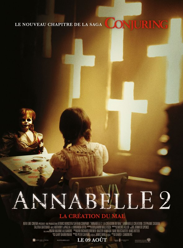 // ANNABELLE 2 : LA CREATION DU MAL //