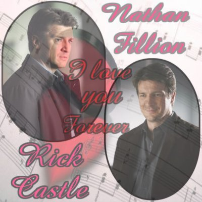 MONTAGE NATHAN FILLION BY ME