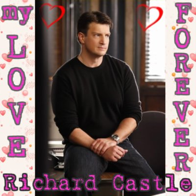 MONTAGE RICK CASTLE BY ME  ^^