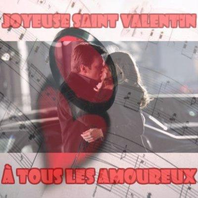 JOYEUSE SAINT VALENTIN  $)