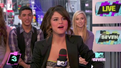 March 16, 2011 Selena Gomez For Mtv Show The Seven (22 pics)
