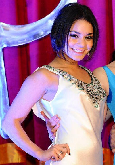 March 30, 2011 Vanessa Hudgens At Sucker Punch premiere in London