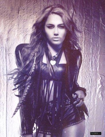 Miley Cyrus - Corazon Gitano Tour Promos