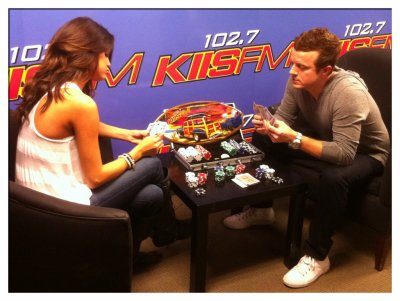 April 18, 2011 Selena Gomez At KIIS FM