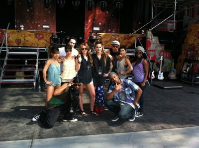 May 1, 2011 Miley Cyrus in Lima, Peru 9 Pics