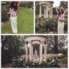 Vanessa au jardin de Huntington !