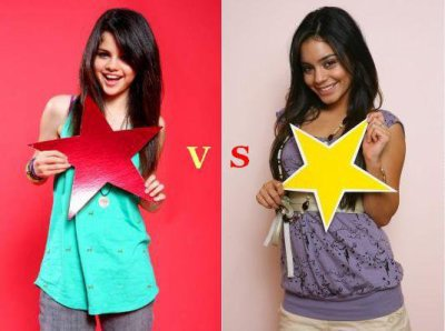 Selena VS Vanessa (Gadget Pixule)