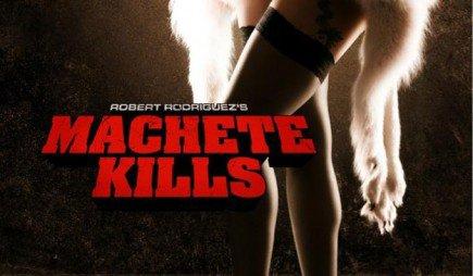 Vanessa dans Machete Kills ?