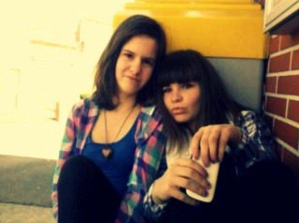 Moi & Laura ♥