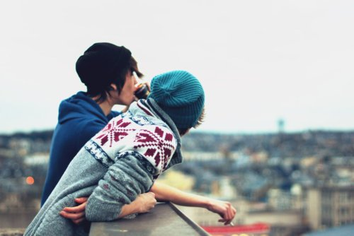 It takes someone special to make normal moments, moments to remember <3