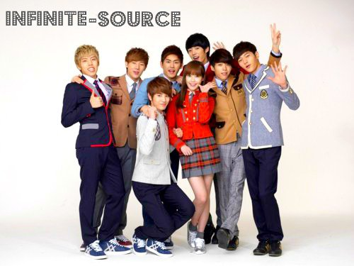 Elite - IU & Infinite