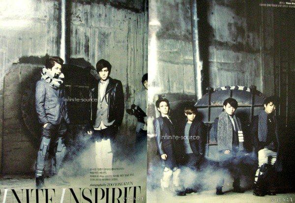 W magazine - édition de Decembre