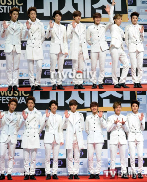 SBS Gayo Daejun n°3 & MBC Gayo Daejun