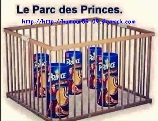 Le Parc des Princes ^^