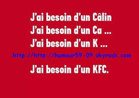The KFC :) :) :)