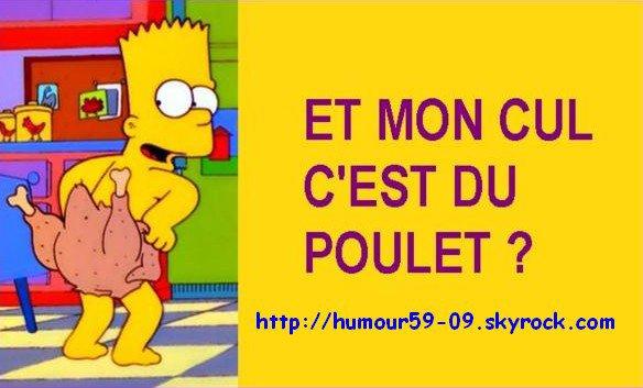 Signé Bart Simpson ^^