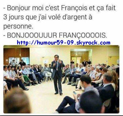 Francois 2 le retour ^^