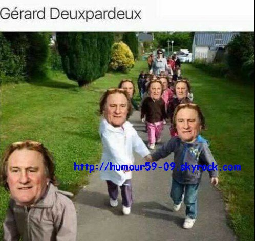 Depardieu ^^