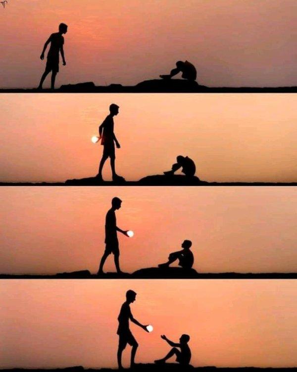 Un peu de romantisme....