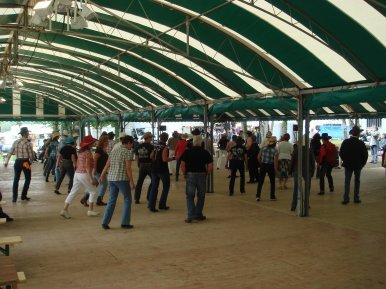 Festival country a Bussy en Othe